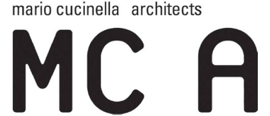 Mario Cucinella Architetti logo