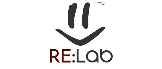 RE Lab logo